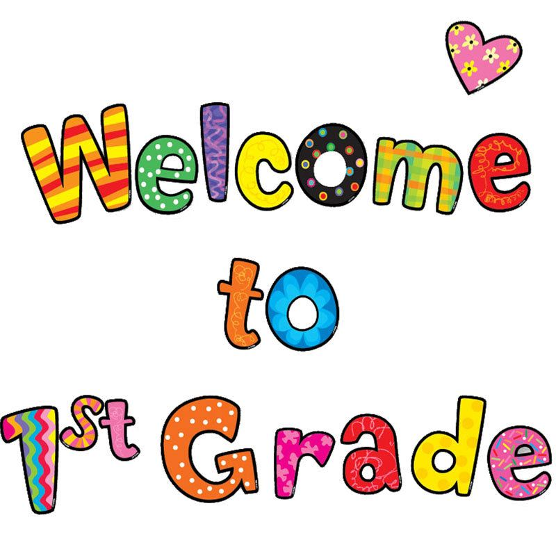 first grade image